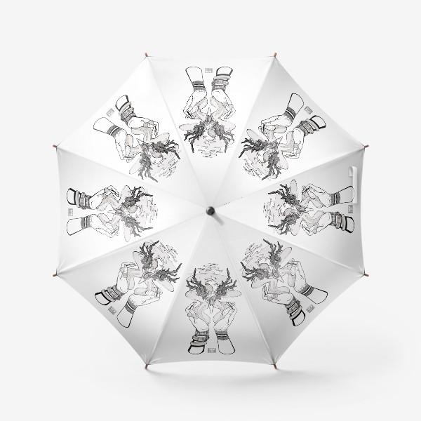 Зонт «Корона главной Ведьмы (из Дневник Ведьмы, 18-ая серия, 2-ой сезон)»