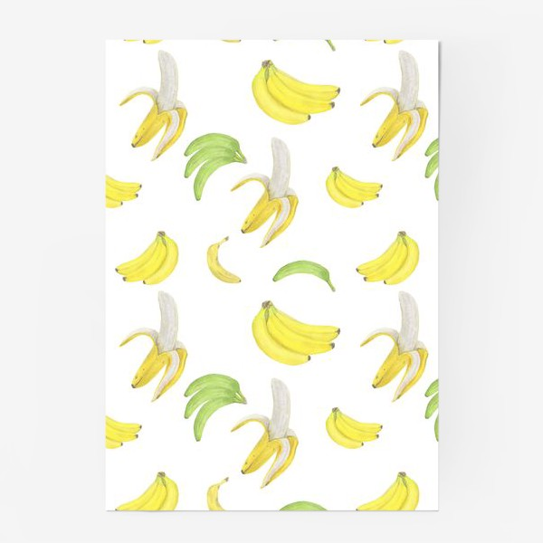 Постер «Бананы»