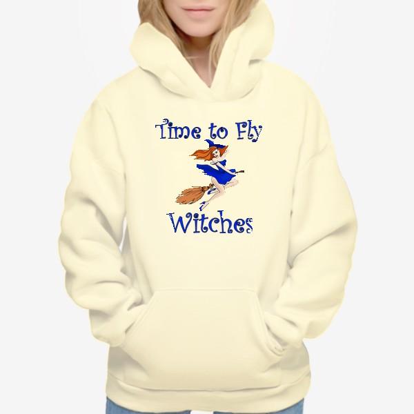 Худи «Ведьма. Хэллоуин. Магия. Волшебство»