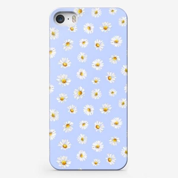 Чехол iPhone «Паттерн Ромашки»