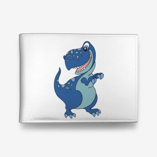 Кошелек «Забавный динозавр.»