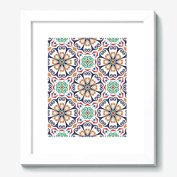 Картина «Средиземноморская майолика»