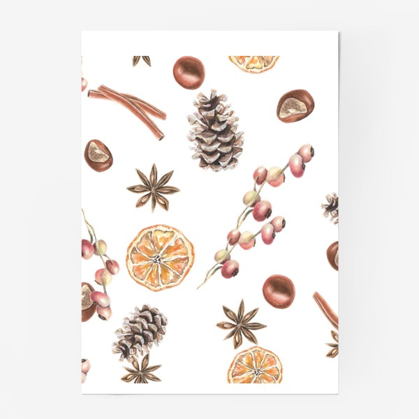 Постер «Осеннее настроение»