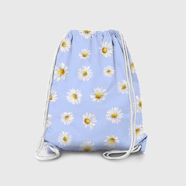 Рюкзак «Паттерн Ромашки»