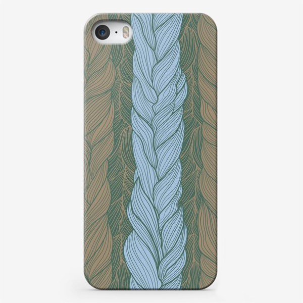 Чехол iPhone «Вязаный паттерн»
