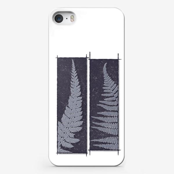 Чехол iPhone «Two Ferns»