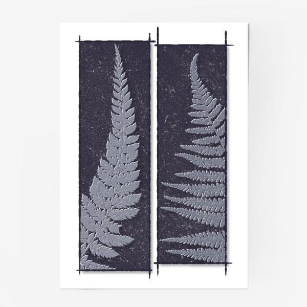 Постер «Two Ferns»