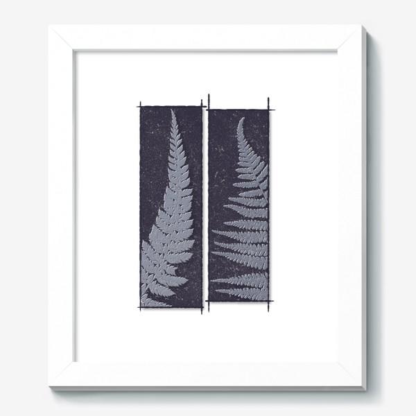 Картина «Two Ferns»
