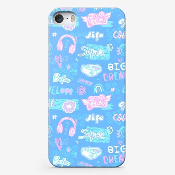 Чехол iPhone «Большие мечты»