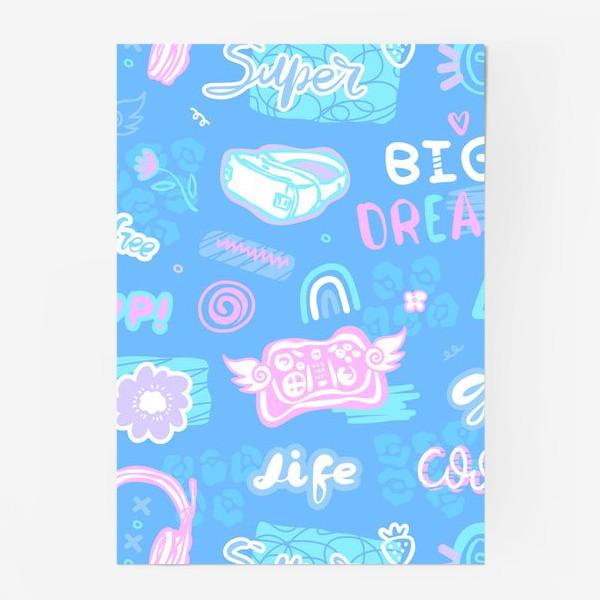 Постер «Большие мечты»