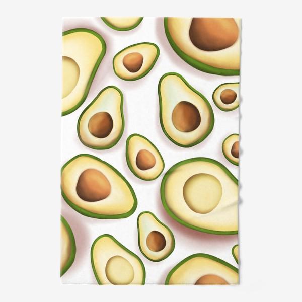 Полотенце «Авокадо»