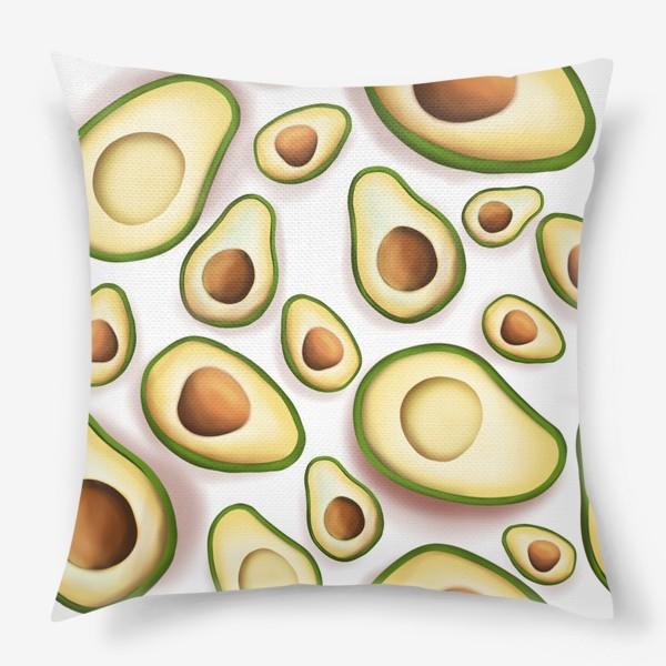 Подушка «Авокадо»
