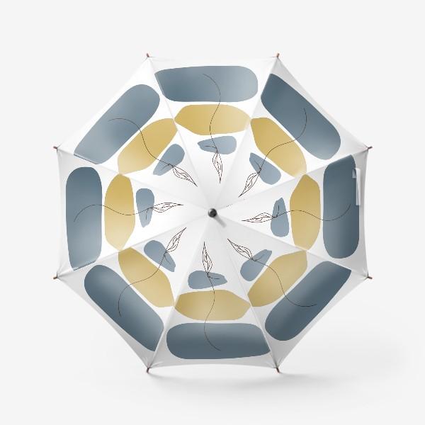 Зонт «Пятна и росток»
