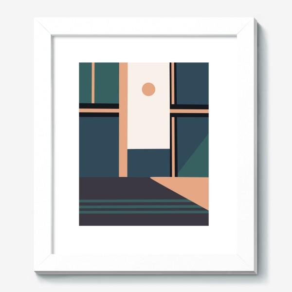 Картина «Абстрактный принт»