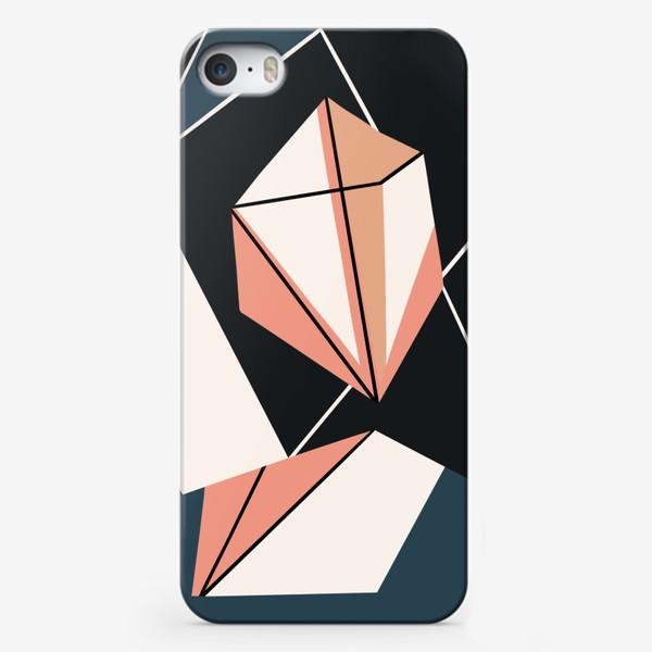Чехол iPhone «Абстрактный принт»
