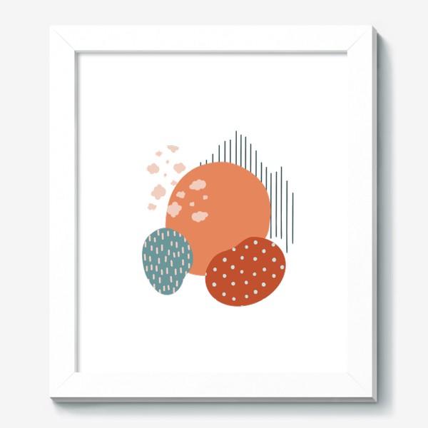 Картина «Абстрактные пятна»
