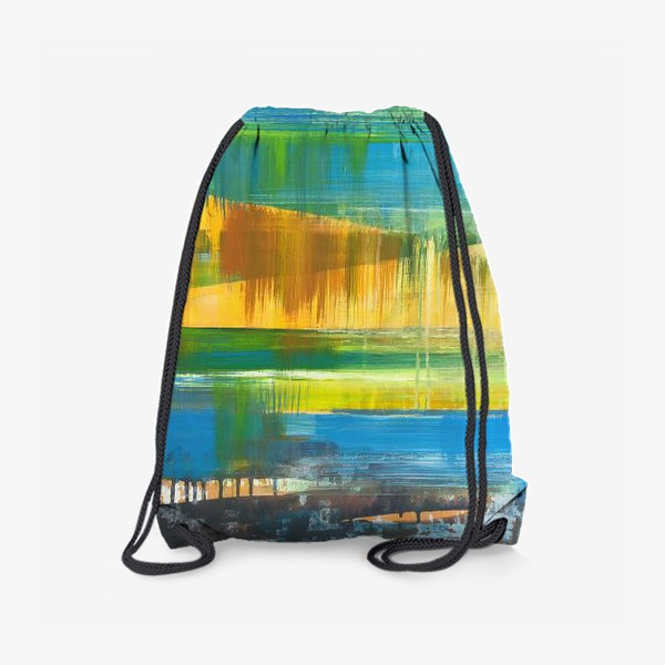 Рюкзак «Летний пейзаж»