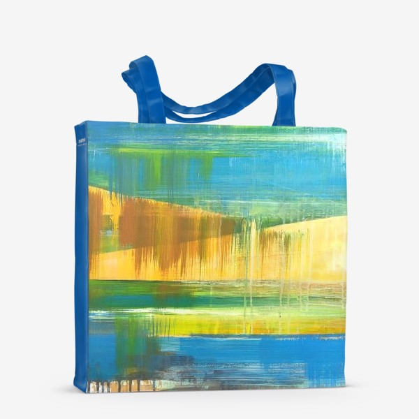 Сумка-шоппер «Летний пейзаж»