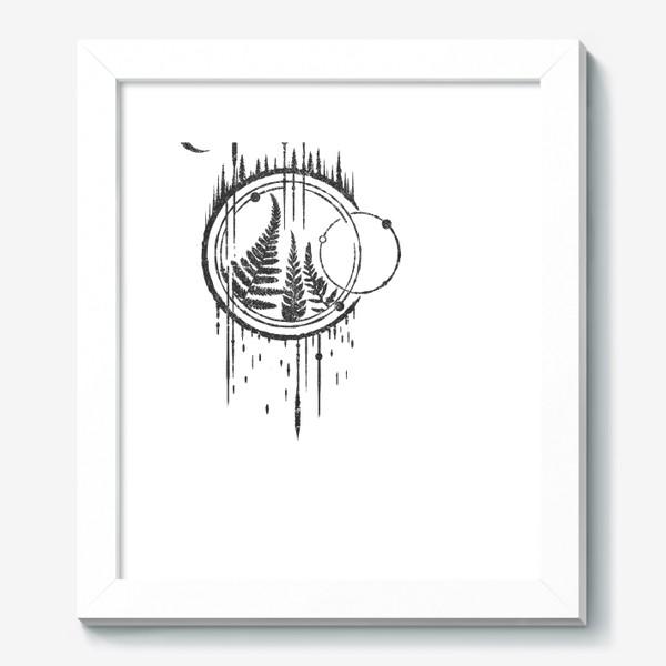 Картина «Ferns Arrows»