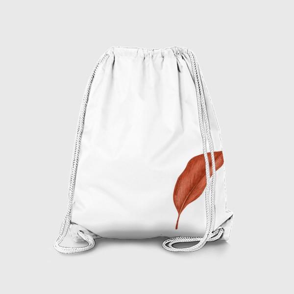 Рюкзак «Тропики лист»