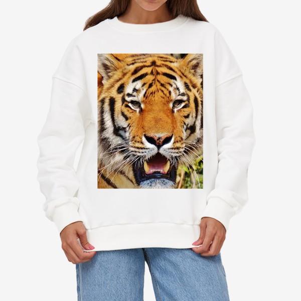 Свитшот «Тигр»