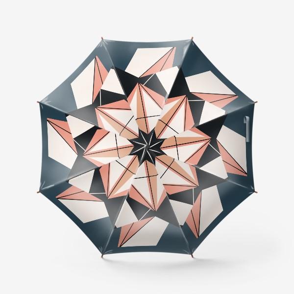 Зонт «Абстрактный принт»