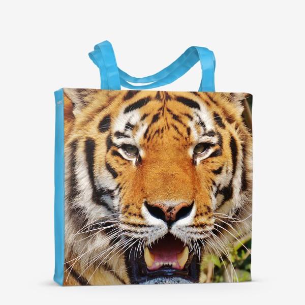 Сумка-шоппер «Тигр»