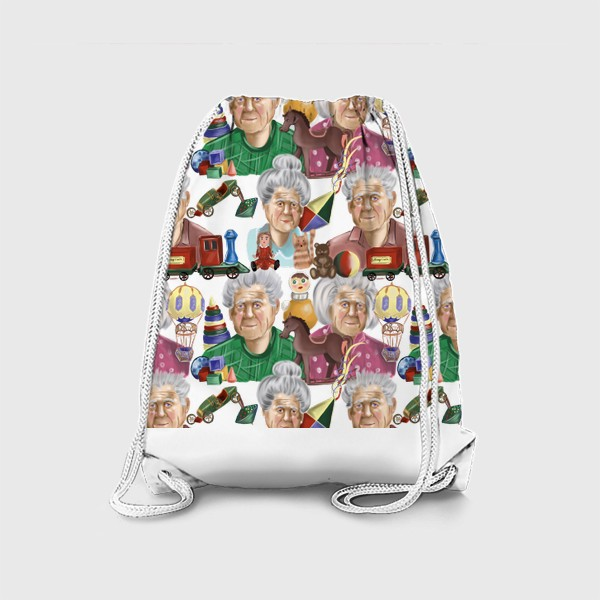 Рюкзак «Любимые игрушки »