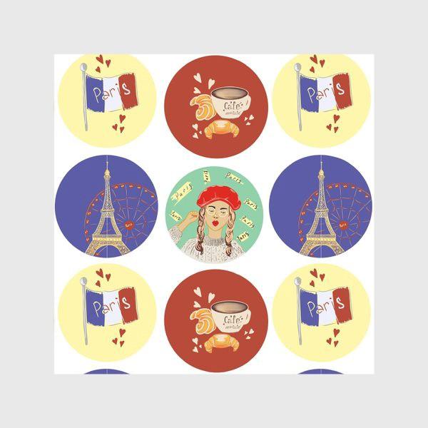 Скатерть «Paris moments »