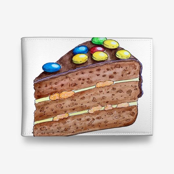 Кошелек «Тортик с M&M's»