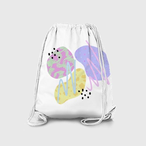 Рюкзак «Абстрактные пятна »