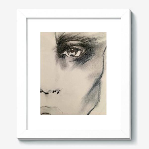 Картина «лицо»