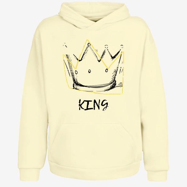 Худи «KING/Король»