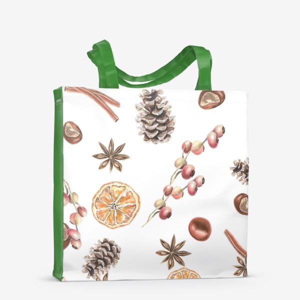 Сумка-шоппер «Осеннее настроение»