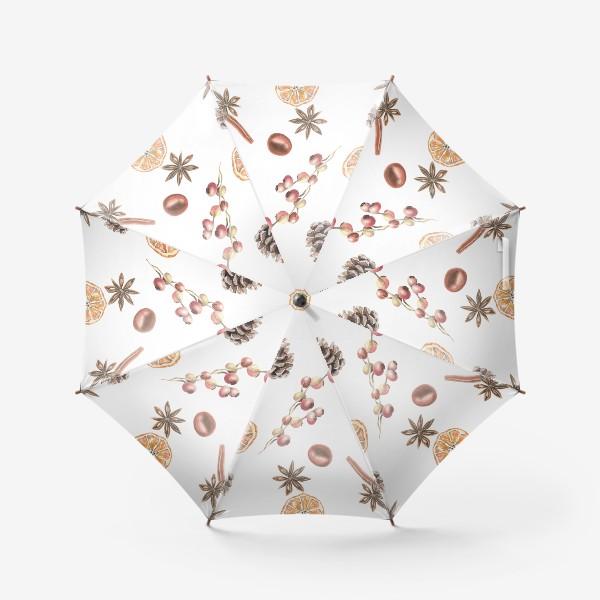 Зонт «Осеннее настроение»