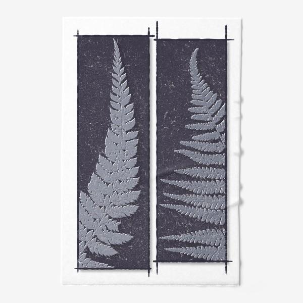 Полотенце «Two Ferns»