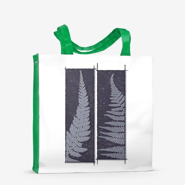 Сумка-шоппер «Two Ferns»