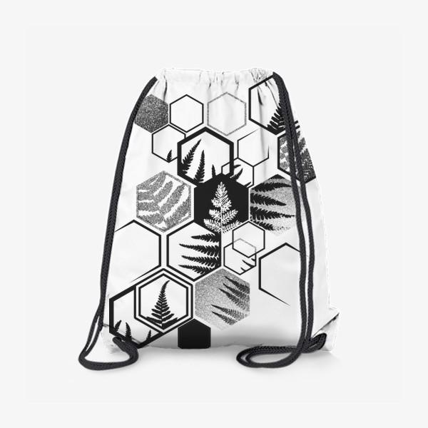 Рюкзак «Hexagonal Fern»