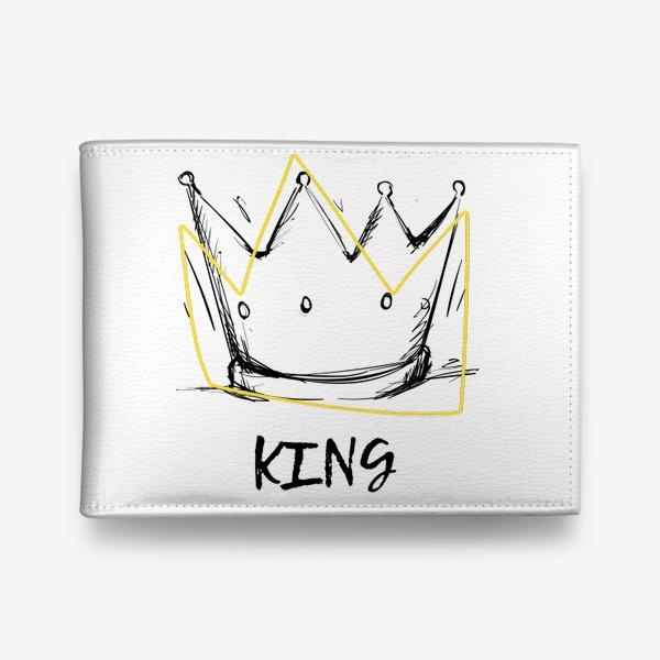 Кошелек «KING/Король»