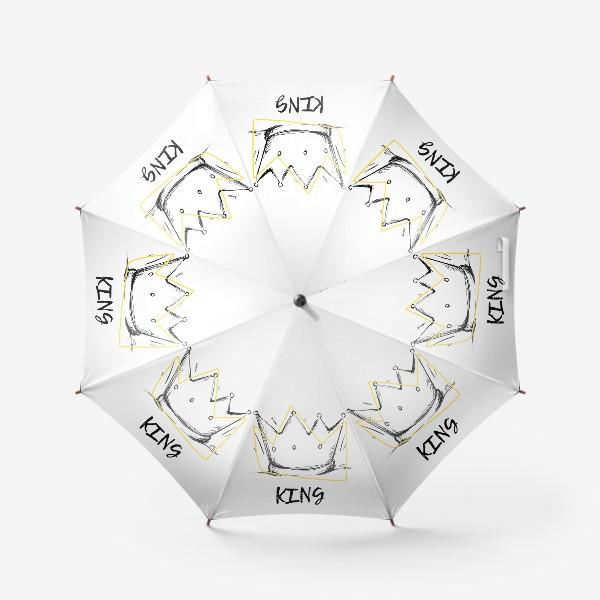 Зонт «KING/Король»