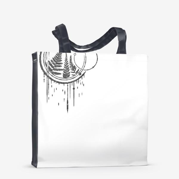 Сумка-шоппер «Ferns Arrows»
