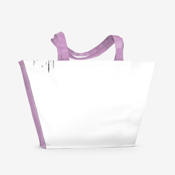 Пляжная сумка «Ferns Arrows»