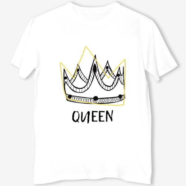 Футболка «QUEEN/Королева»