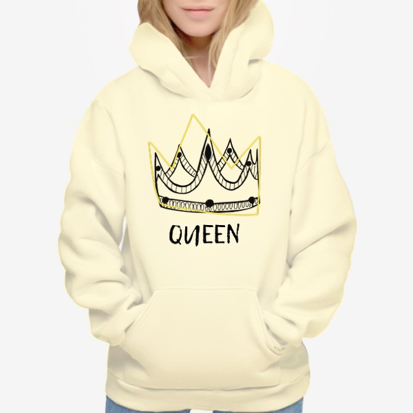 Худи «QUEEN/Королева»