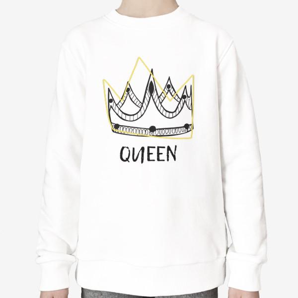 Свитшот «QUEEN/Королева»