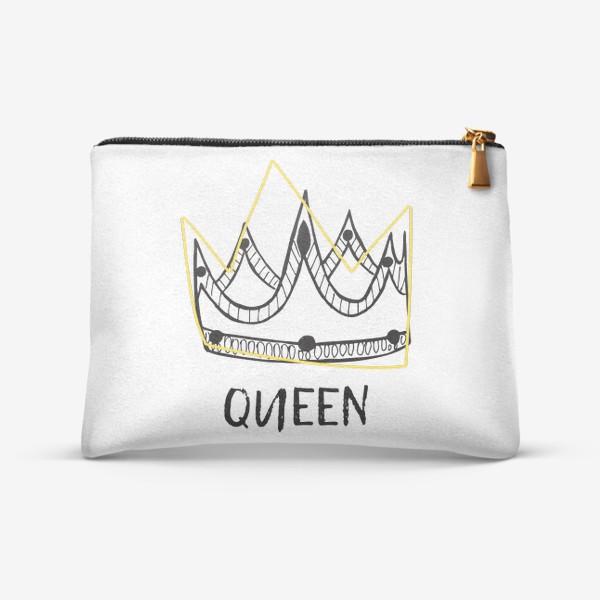 Косметичка «QUEEN/Королева»