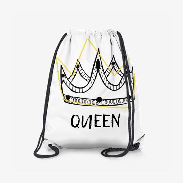 Рюкзак «QUEEN/Королева»