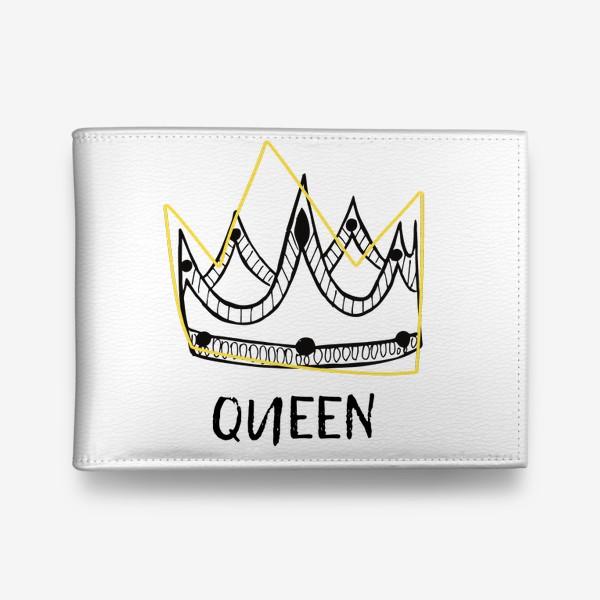 Кошелек «QUEEN/Королева»