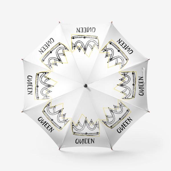 Зонт «QUEEN/Королева»