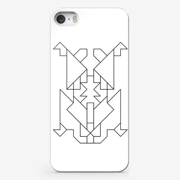 Чехол iPhone «Жук-Скарабей»